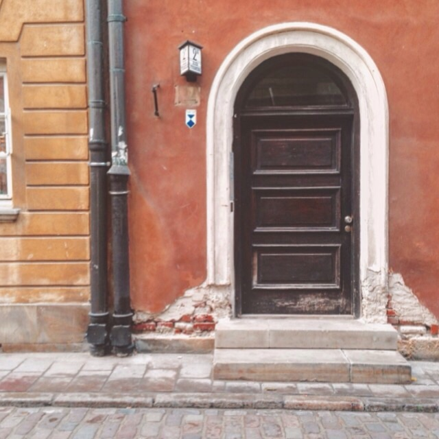 Weekend in Warsaw: old town