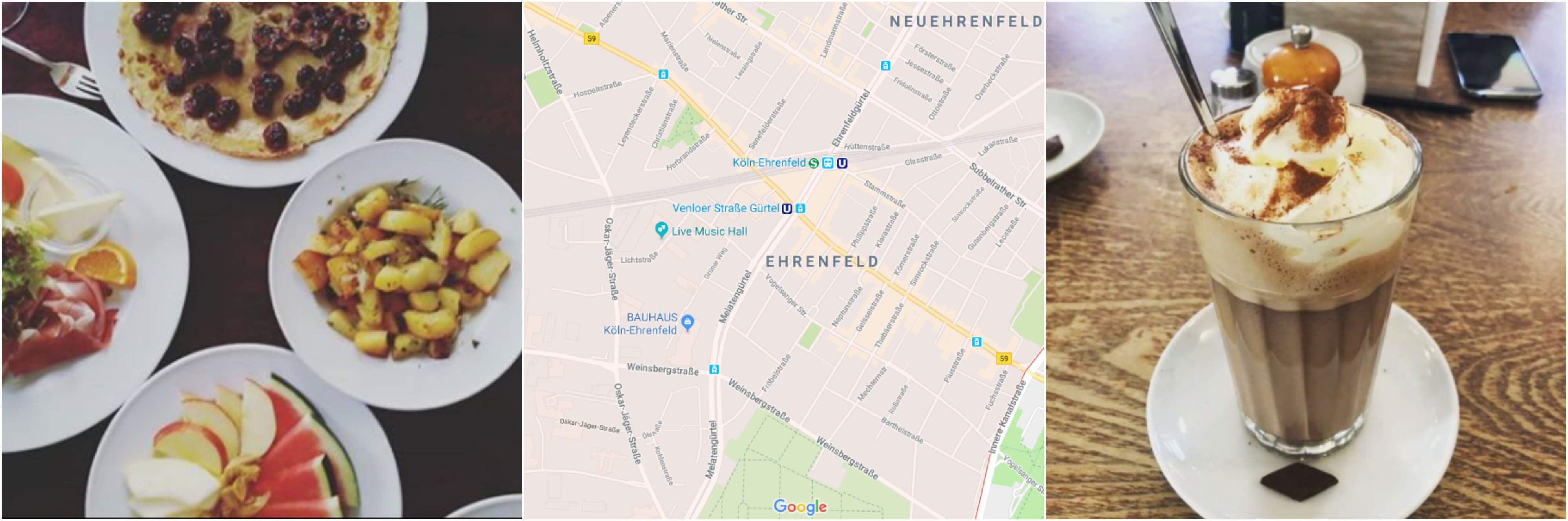 Where to eat in Cologne Ehrenfeld