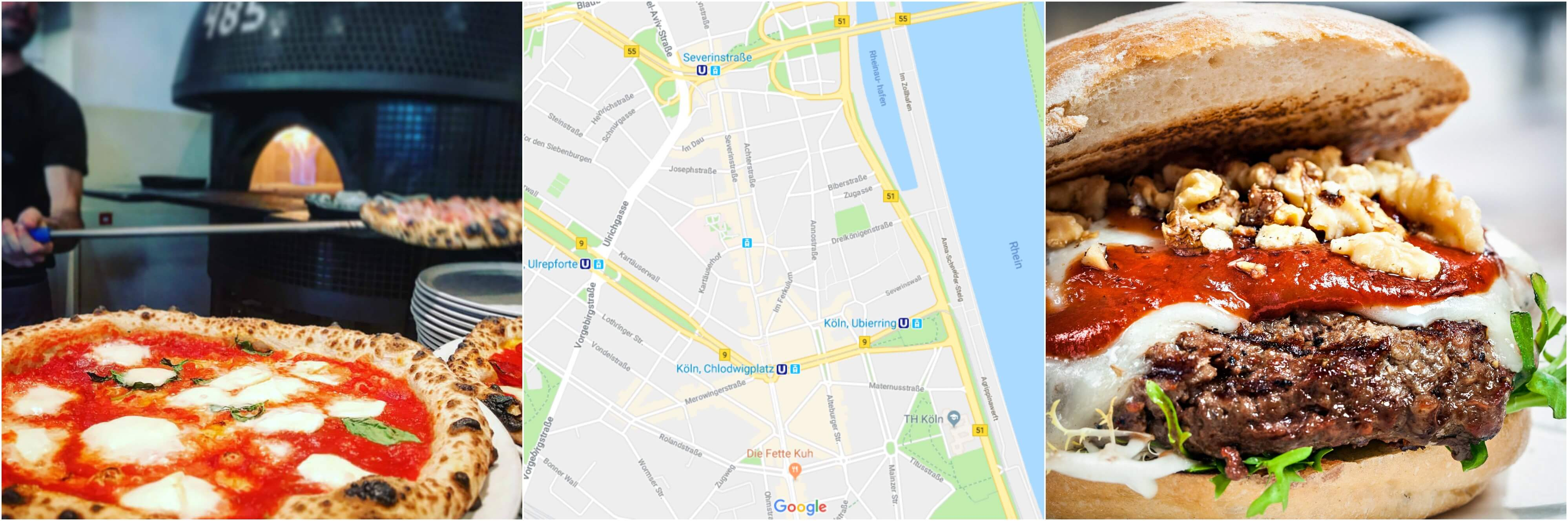 Where to eat in Cologne Sudstadt