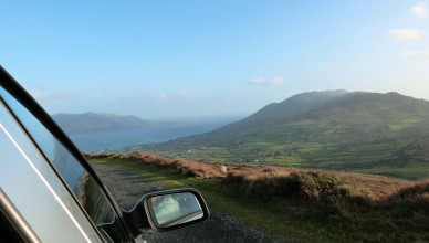 Ireland Roadtrip: Cooley Mountains